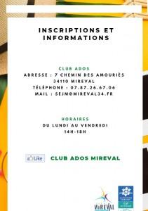 info club ado