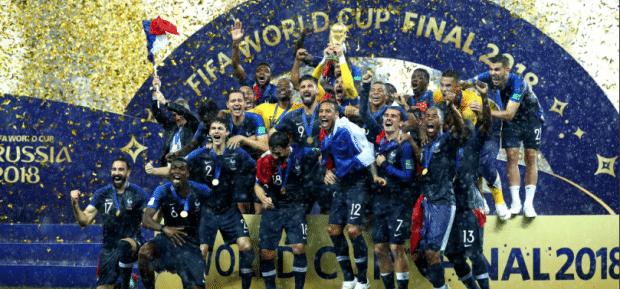 Champions du monde PS