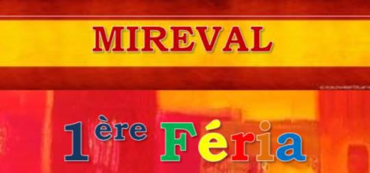 FERIA DES VENDANGES MIREVAL
